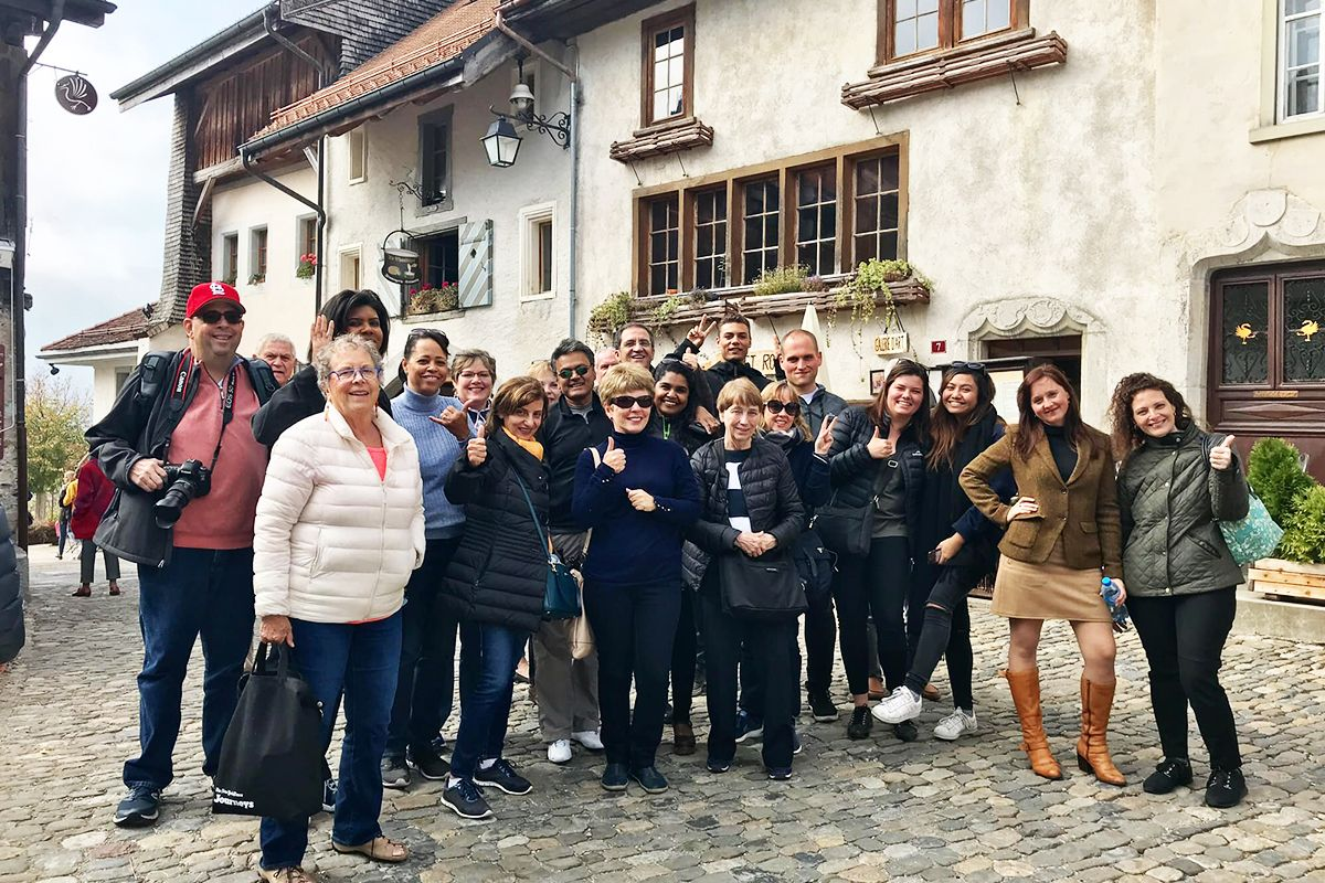Discover Gruyères