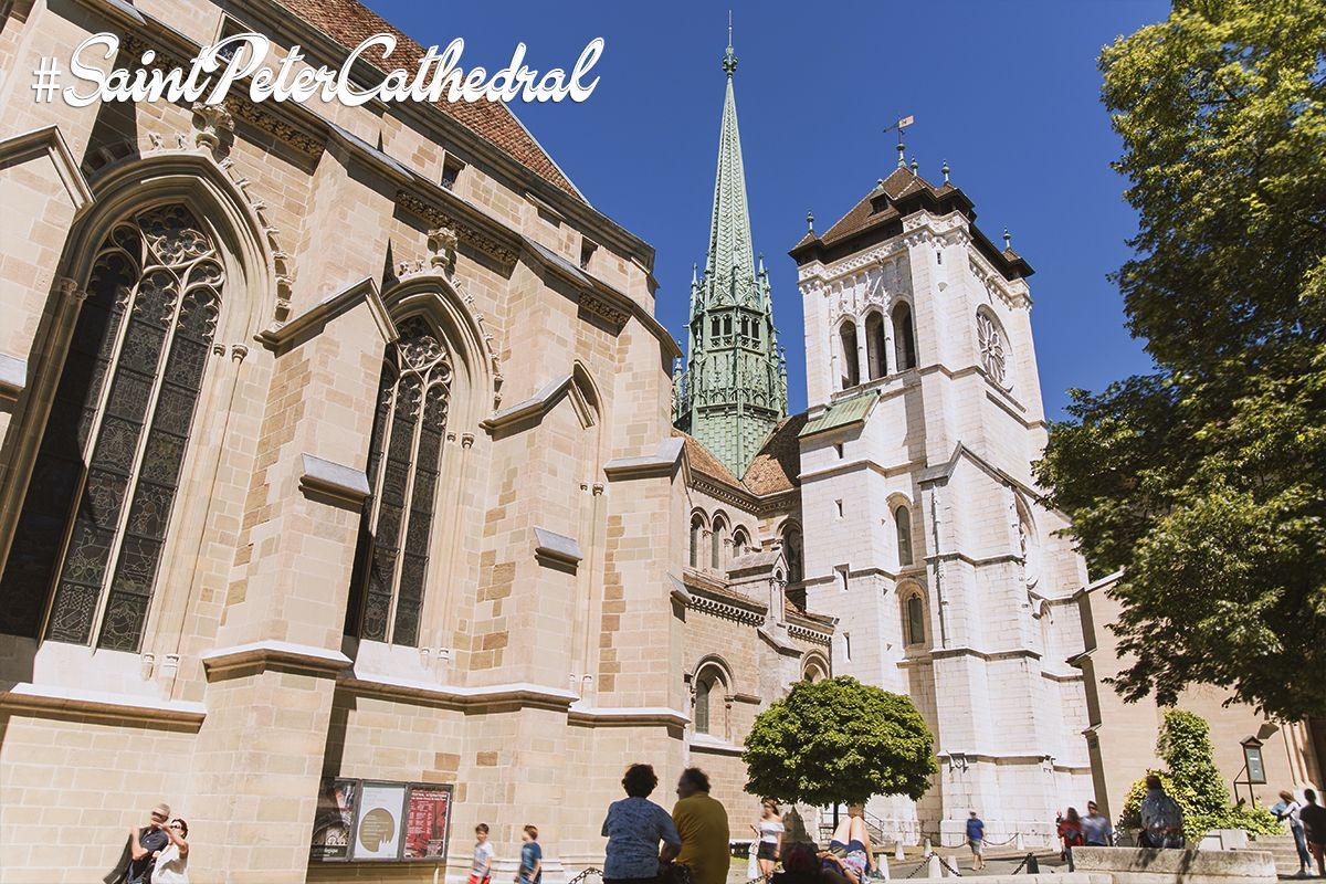 Saint Pierre Cathédrale