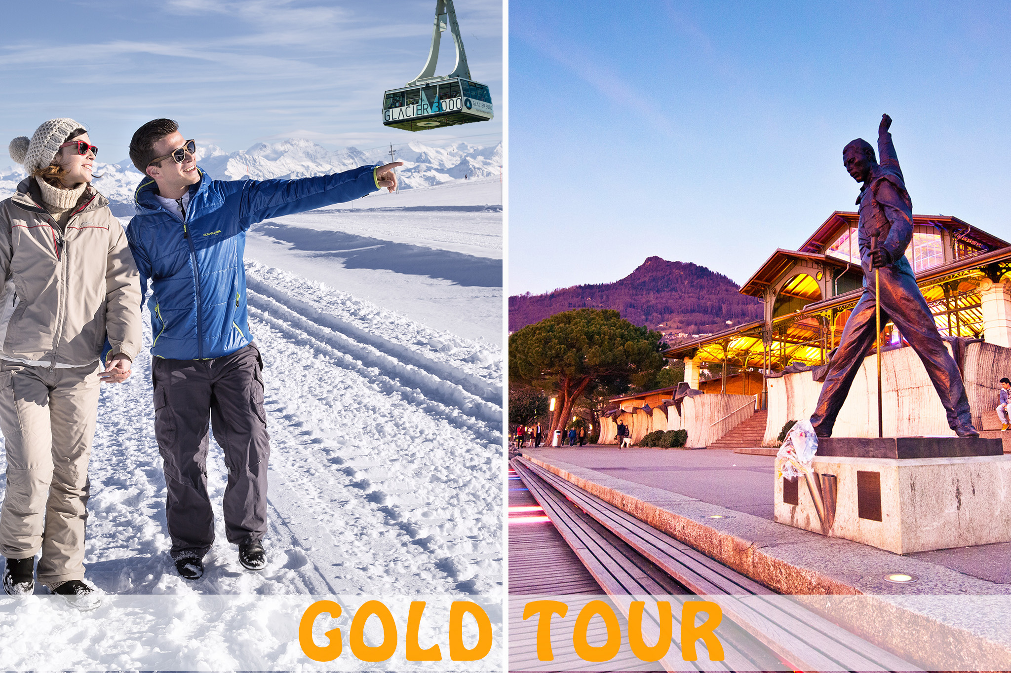 Glacier 3000 Gold
