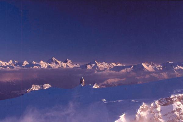 vue panoramique / panoramic view