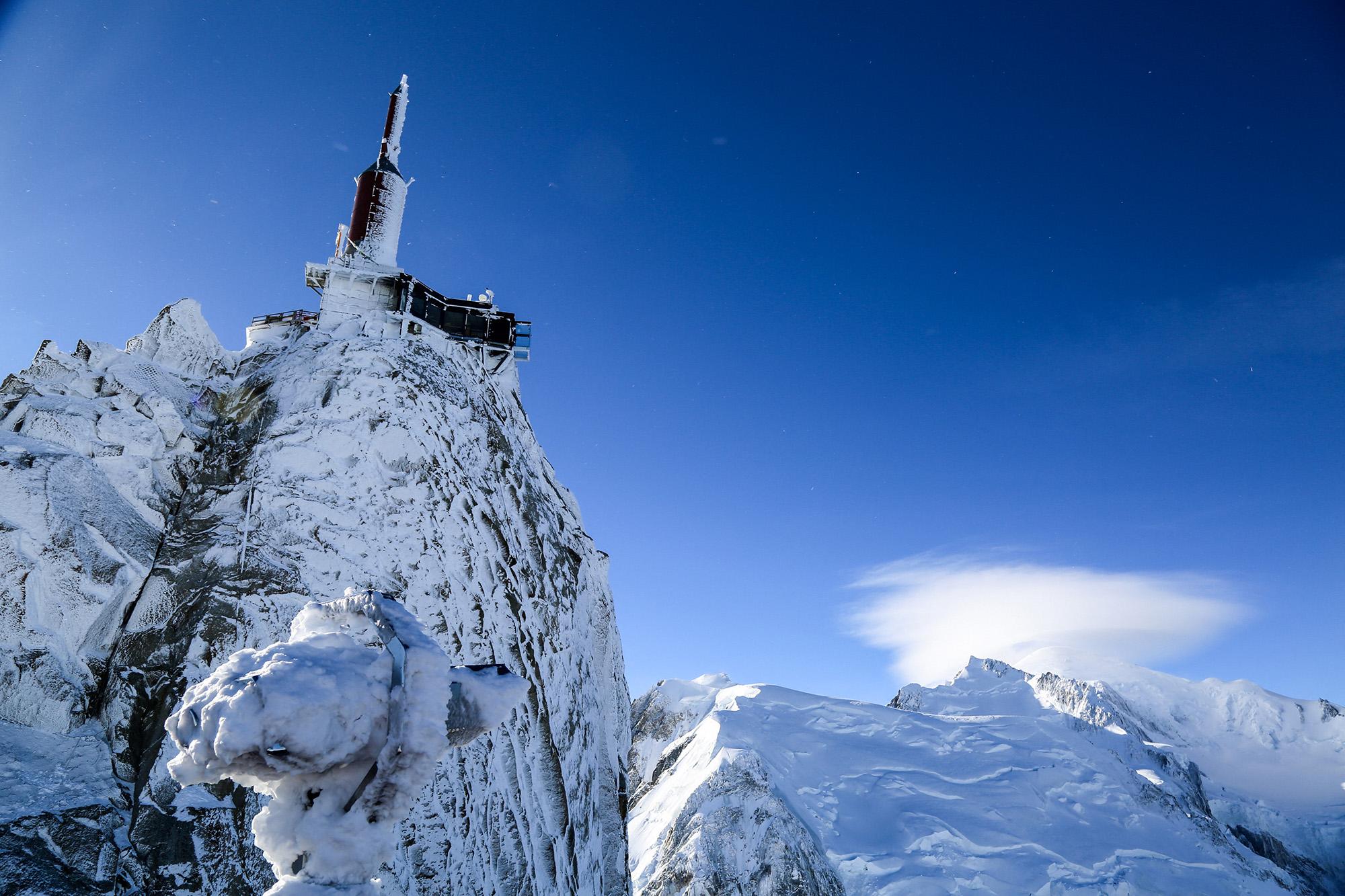 Aiguille du Midi
