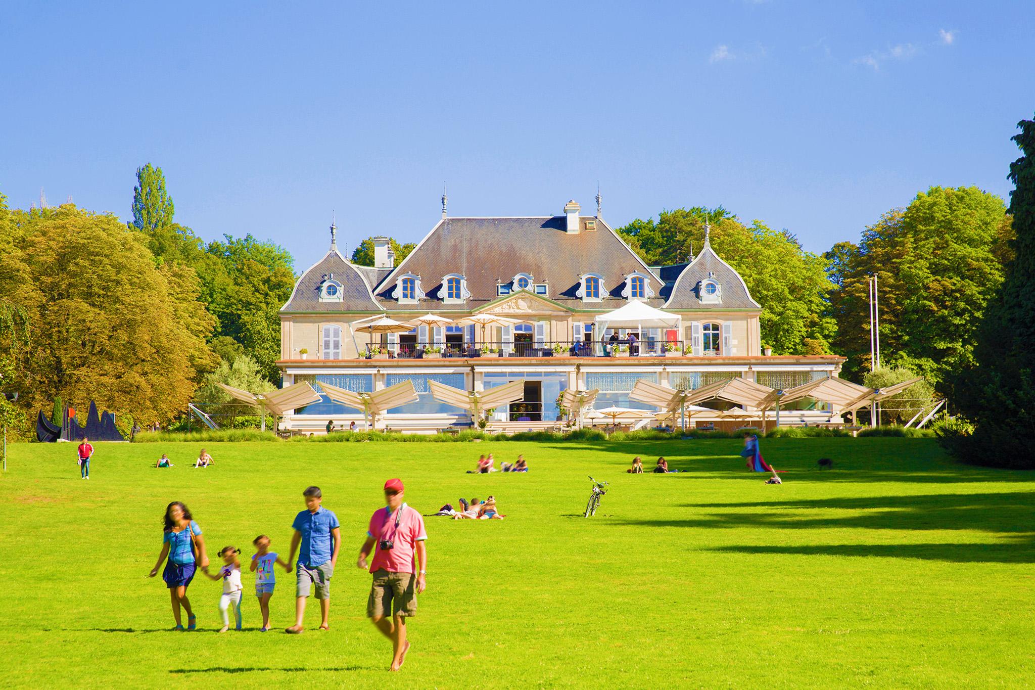 Parc des Eaux-Vives