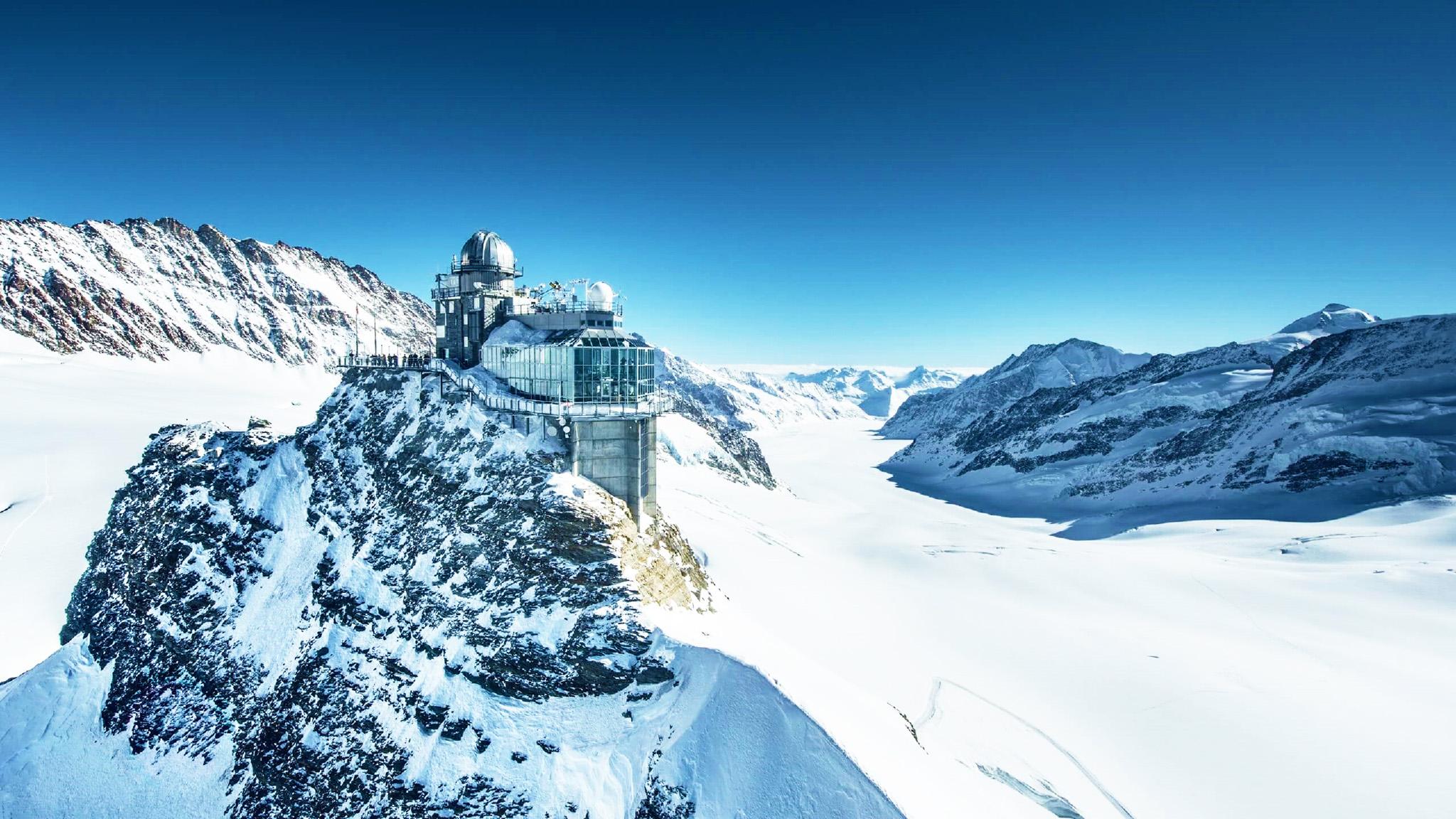 Interlaken Jungfraujoch
